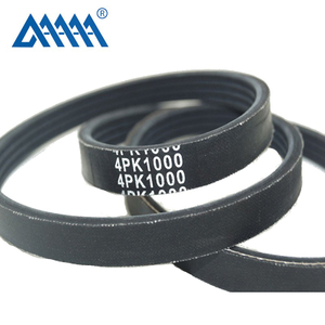 High quality with EPDM material m pk belt